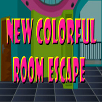New Colorful Room Escape KNFGames