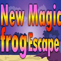 New Magic Frog Escape KNFGames