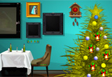 New Year Celebration House Escape FirstEscapeGames