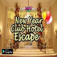 New Year Club Hotel Escape KNFGames