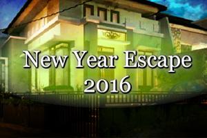 New Year Escape 2016 CrazyEscapeGames