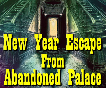 New Year Escape From Abandoned Palace GamesNovel