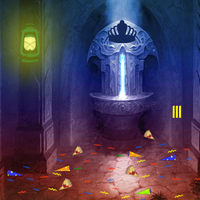 New Year Fantasy Castle Escape Games2Rule