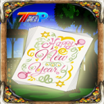New Year Find The Greeting Card Top10NewGames