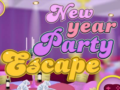 New Year Party Escape GraceGirlsGames