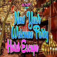 New Year Welcome Party Hotel Escape KNFGames