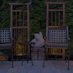 Night Backyard FunEscapeGames
