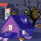 Night Car Rescue EscapeGamesZone