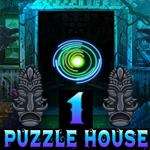 Night Puzzle House Escape 1 Games4King