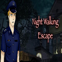 Night Walking Escape FreeRoomEscape