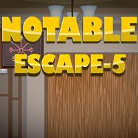 Notable Escape 5 ENAGames