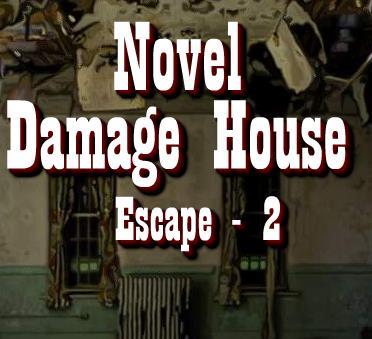 Novel Damage House Escape 2 GamesNovel