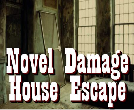 Novel Damage House Escape GamesNovel