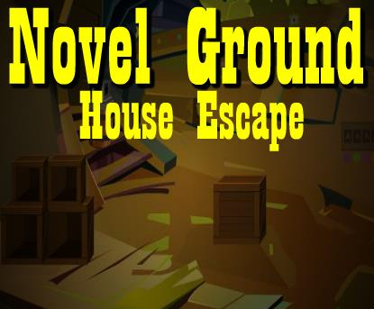Novel Ground House Escape GamesNovel