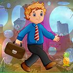 Office Executive Escape Games4King