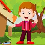 Office Worker Boy Rescue Games4King