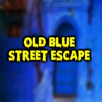 Old Blue Street Escape AVMGames