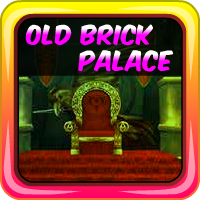 Old Brick Palace Escape AvmGames