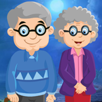 Old Couple Escape Games4King