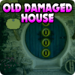 Old Damaged House Escape AvmGames