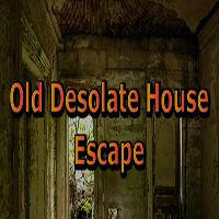 Old Desolate House Escape EscapeGamesZone