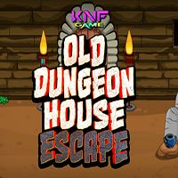Old Dungeon House Escape KNFGames