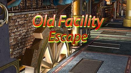 Old Facility Escape 365Escape