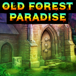 Old Forest Paradise Escape Games4King