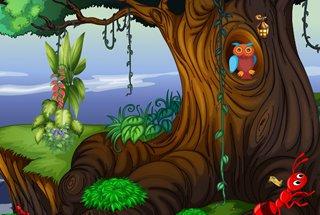 Old Forest Treasures HiddenFan
