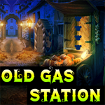 Old Gas Station Escape Games4King