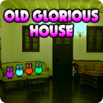 Old Glorious House Escape AvmGames