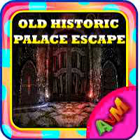 Old Historic Palace Escape AvmGames