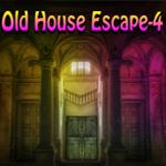 Old House Escape 4 Games4King