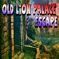 Old Lion Palace Escape Games4King