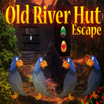 Old River Hut Escape Games4King