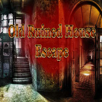 Old Ruined House Escape 365escape