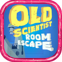 Old Scientist Room Escape Games4Escape