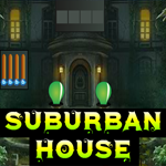 Old Suburban House Escape Games4King