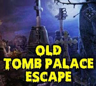 Old Tomb Palace Escape AVMGames
