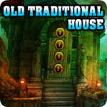 Old Traditional House Escape AvmGames