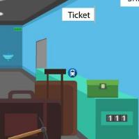 Old Train Escape EscapeGamesZone