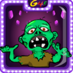 Old Zombie House Escape Games4Escape