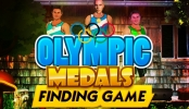 Olympic Medals Finding Game MeenaGames
