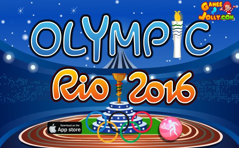 Olympic Rio 2016 Games2Jolly