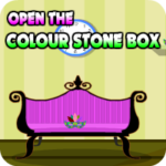 Open The Colour Stone Box AvmGames