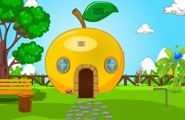 Orange House Escape Games2Jolly