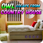 Owl Escape From Country House AvmGames