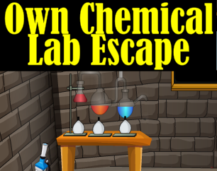 Own Chemical Lab Escape GamesNovel