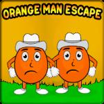 Pair Of Orange Man Escape Games2Jolly