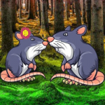 Pair Of Rat Escape WowEscape